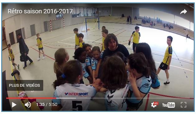 [Vidéo] : Rétro saison 2016-2017
