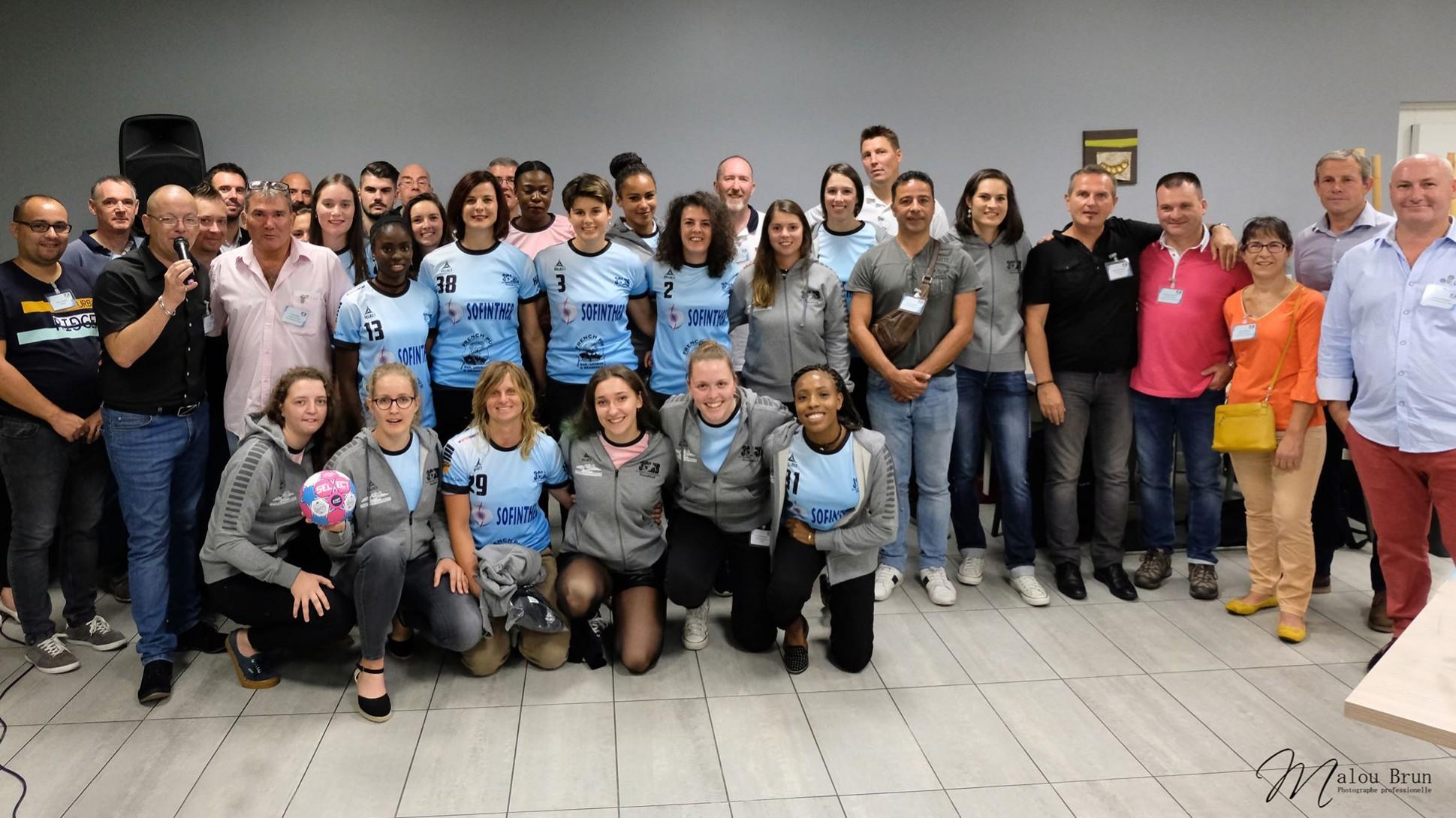Soirée Partenaires du 3SLHB saison 2018-2019